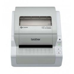 Impresora etiquetas Brother TD-4100N