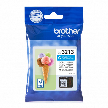 Tinta Brother LC-3213C