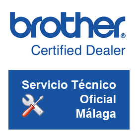 Servicio tecnico oficial para brother malaga
