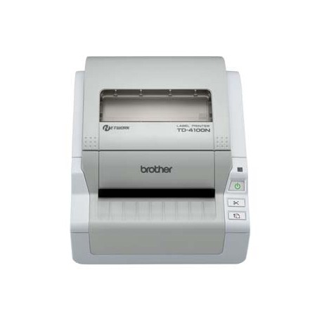 Impresora etiquetas Brother TD-4100N