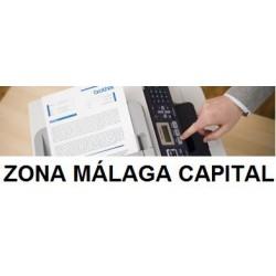 Instalación/configuración del equipo en Málaga Capital