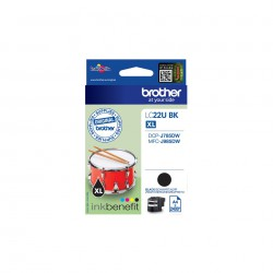 Tinta Brother LC22UBK