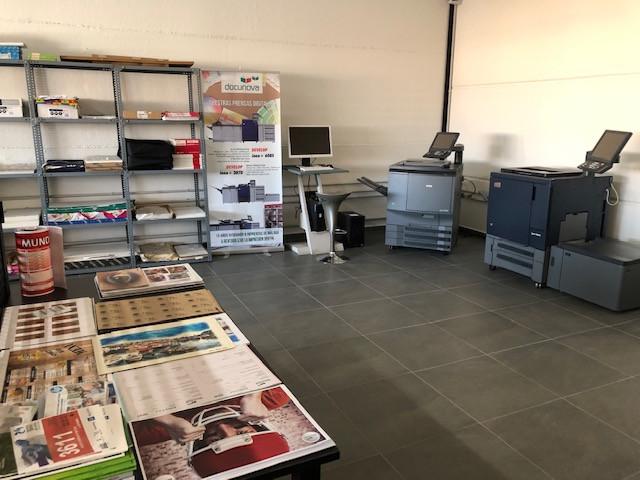 impresoras Prensas digitales Málaga