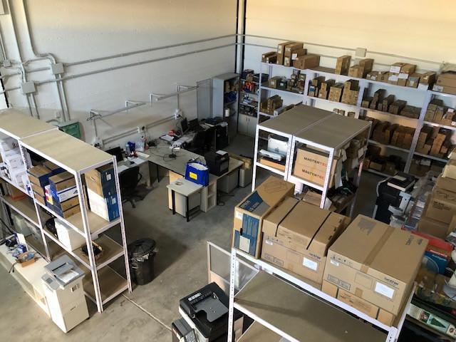 Servicio técnico impresoras en Málaga